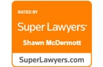 Rated By Super Lawyers | Shawn McDermott | Thomson Reuters